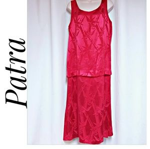Women's Patra Tank-Style Dress Red Size 7/8